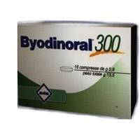 BYODINORAL 300 15CPR 0,9G