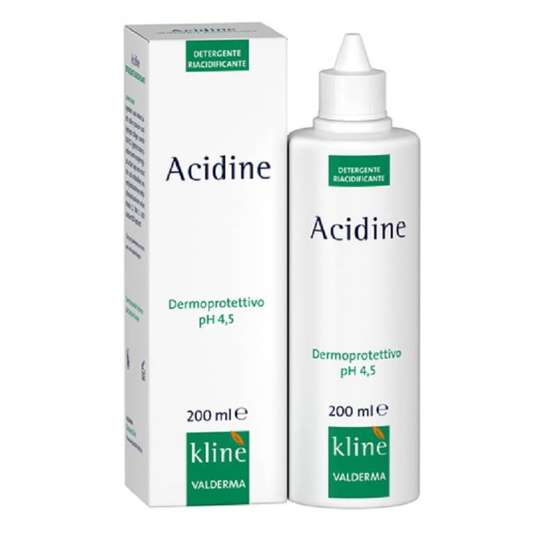 Acidine liquido dermat 200 ml