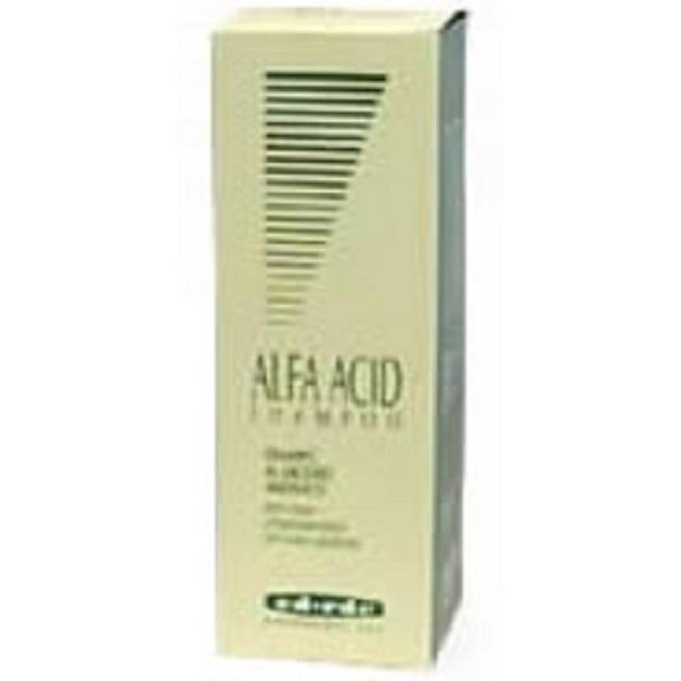 Alfa Acid Shampoo Antiforfora 200 ml.