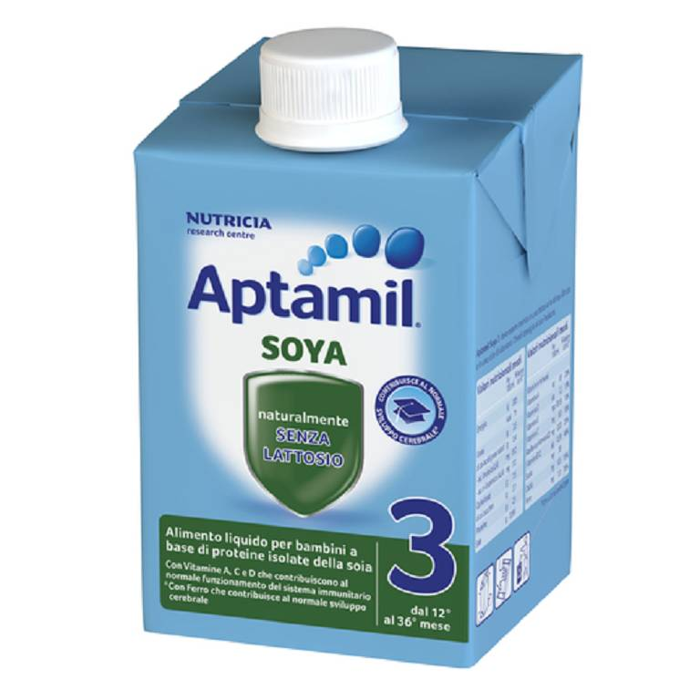 APTAMIL 3 SOYA CRESCITA 500ML