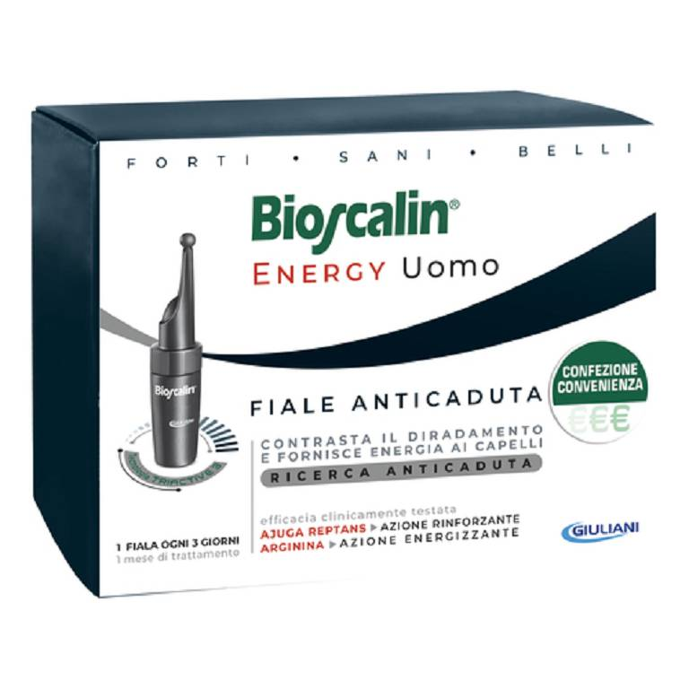 BIOSCALIN ENERGY FIALE PS