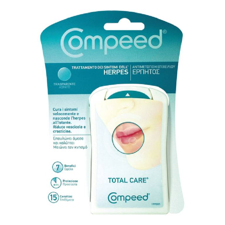 COMPEED First Aid Herpes Cerotto 150 ml