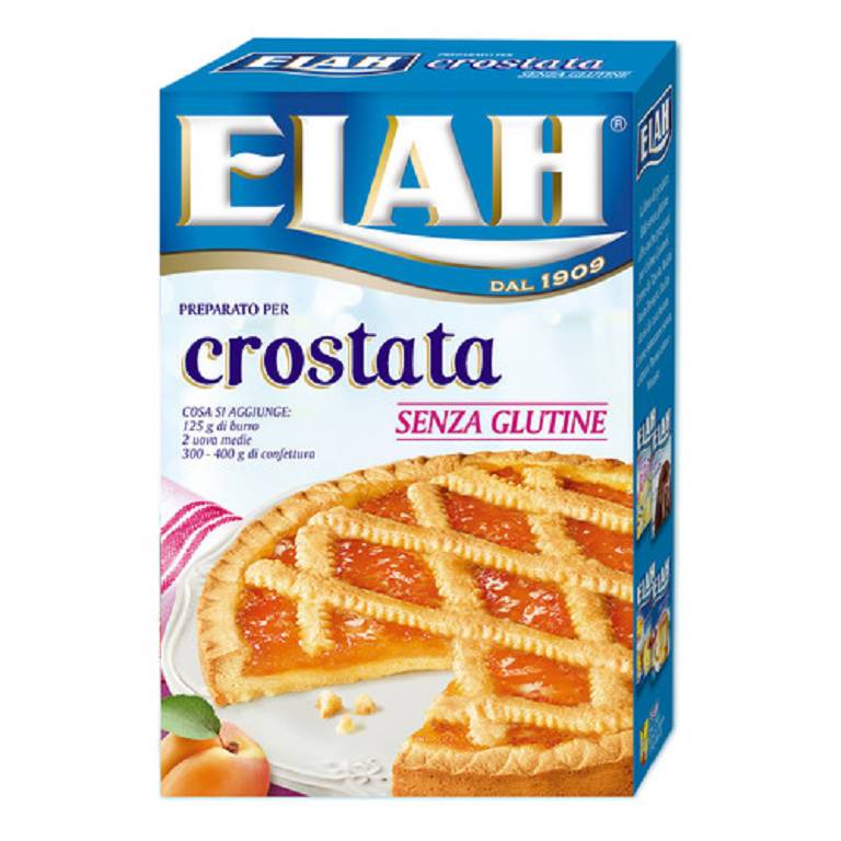 ELAH PREPARATO CROSTATA 395G