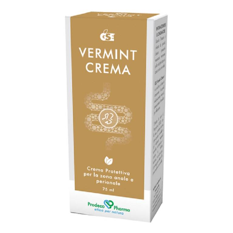 GSE VERMINT CR PERIANALE 75ML