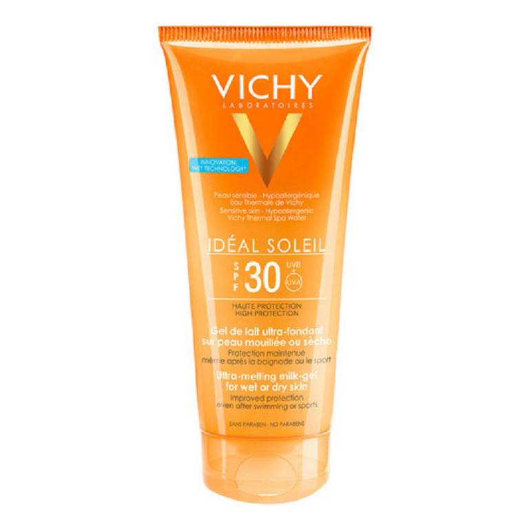 IDEAL SOLEIL GEL WET CRP SPF30