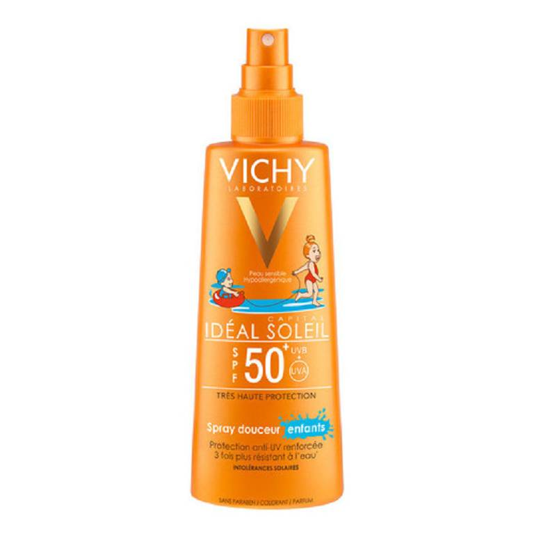 IDEAL SOLEIL SPRAY BAMBINO 50+