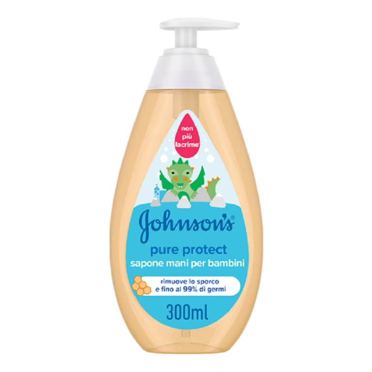 JOHNSONS BABY SAPONE MANI BB