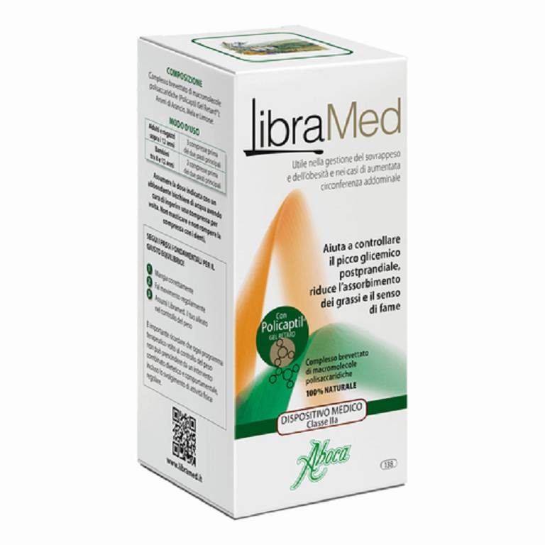 LIBRAMED FITOMAGRA 138CPR
