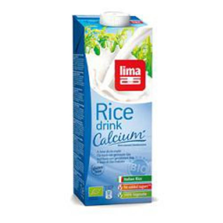 LIMA RICE DRINK CALCIUM 1L