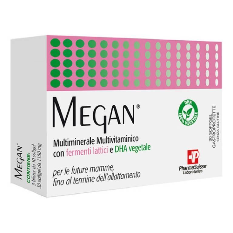 MEGAN 30SOFTGEL