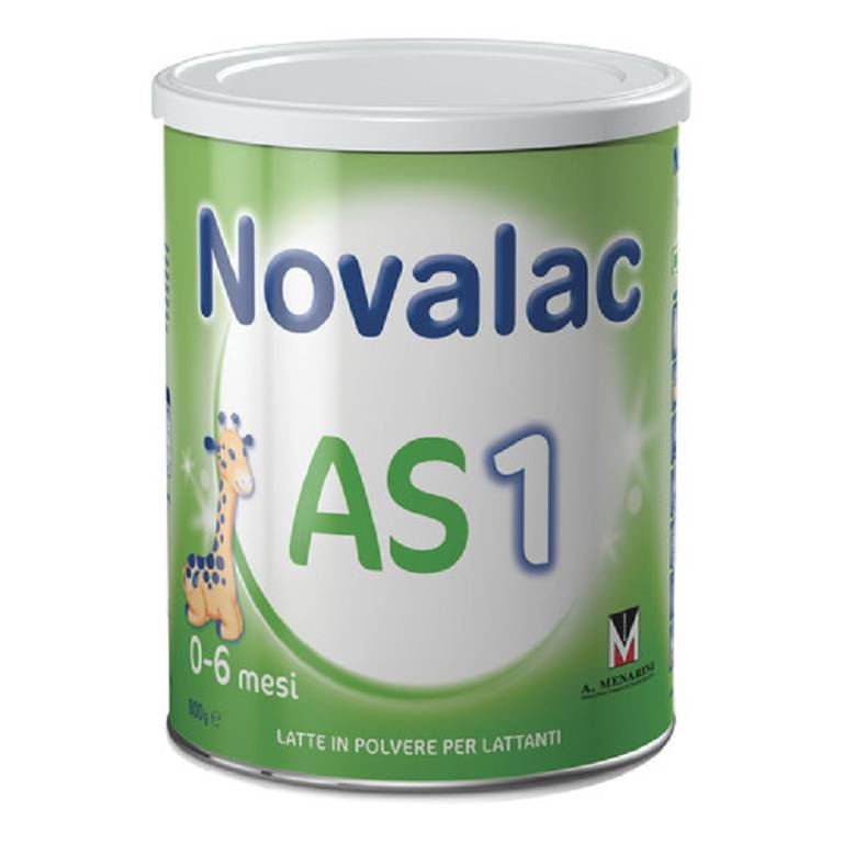 NOVALAC AS 1 LATTE POLVERE800G