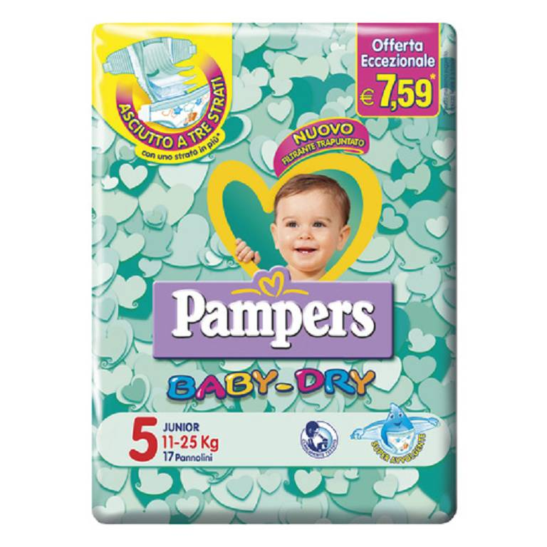 PAMPERS BD DOWNCOUNT JUNI 17PZ