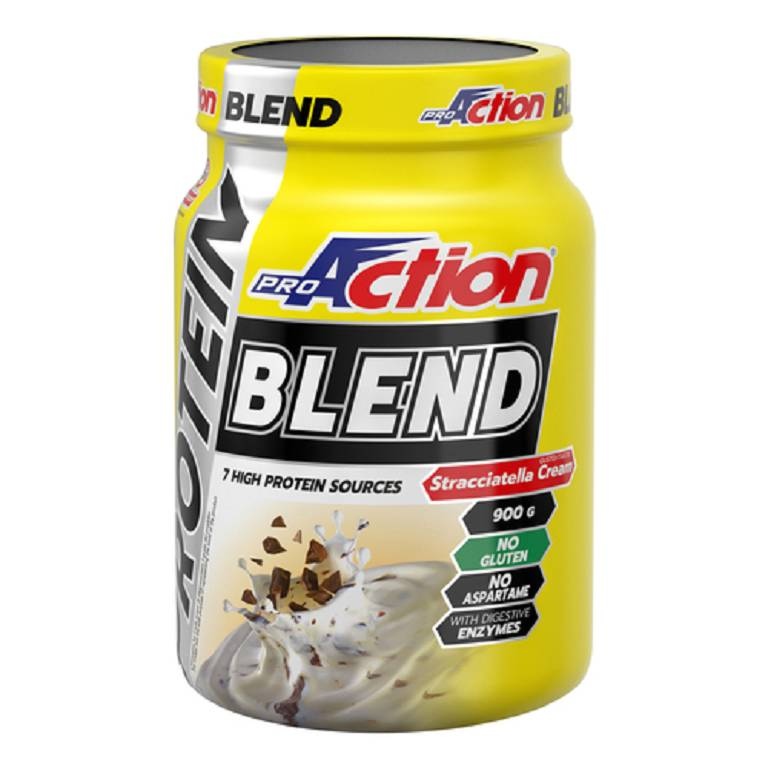PROACTION PROTEIN BLEND STRACC
